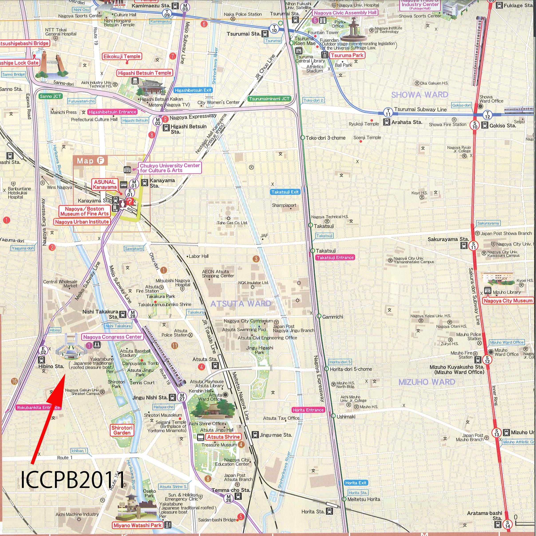 Venue of ICCPB2011